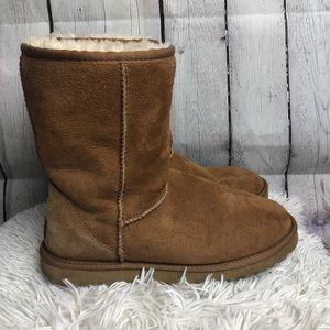 Classic tan UGG boots